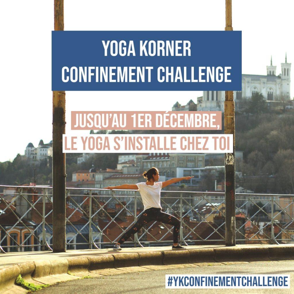 YK Confinement Challenge